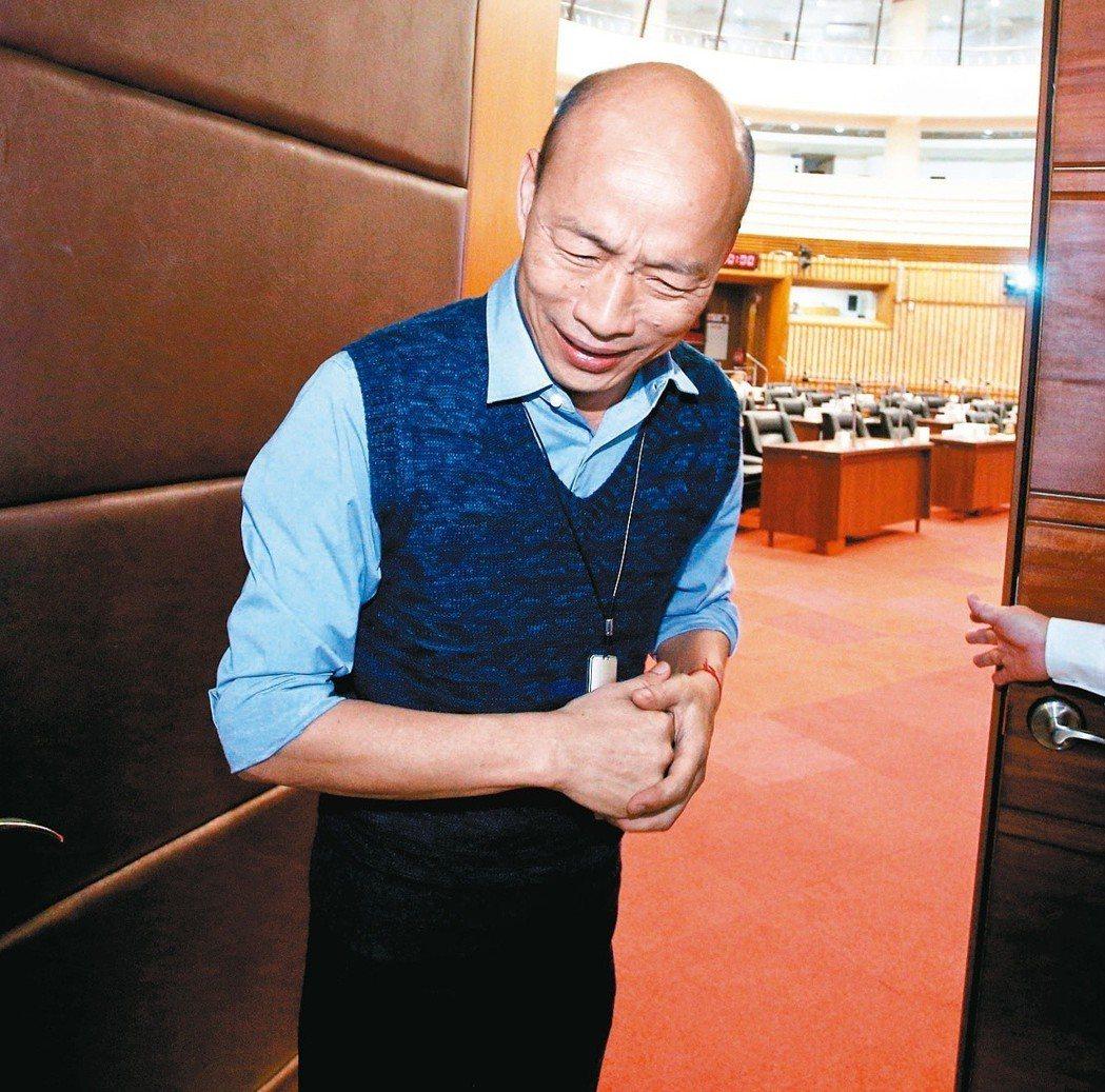 高雄市長韓國瑜爆出「打韓小組」、「高雄水門案」,媒體人黃光芹指,「想像的暴力,比...