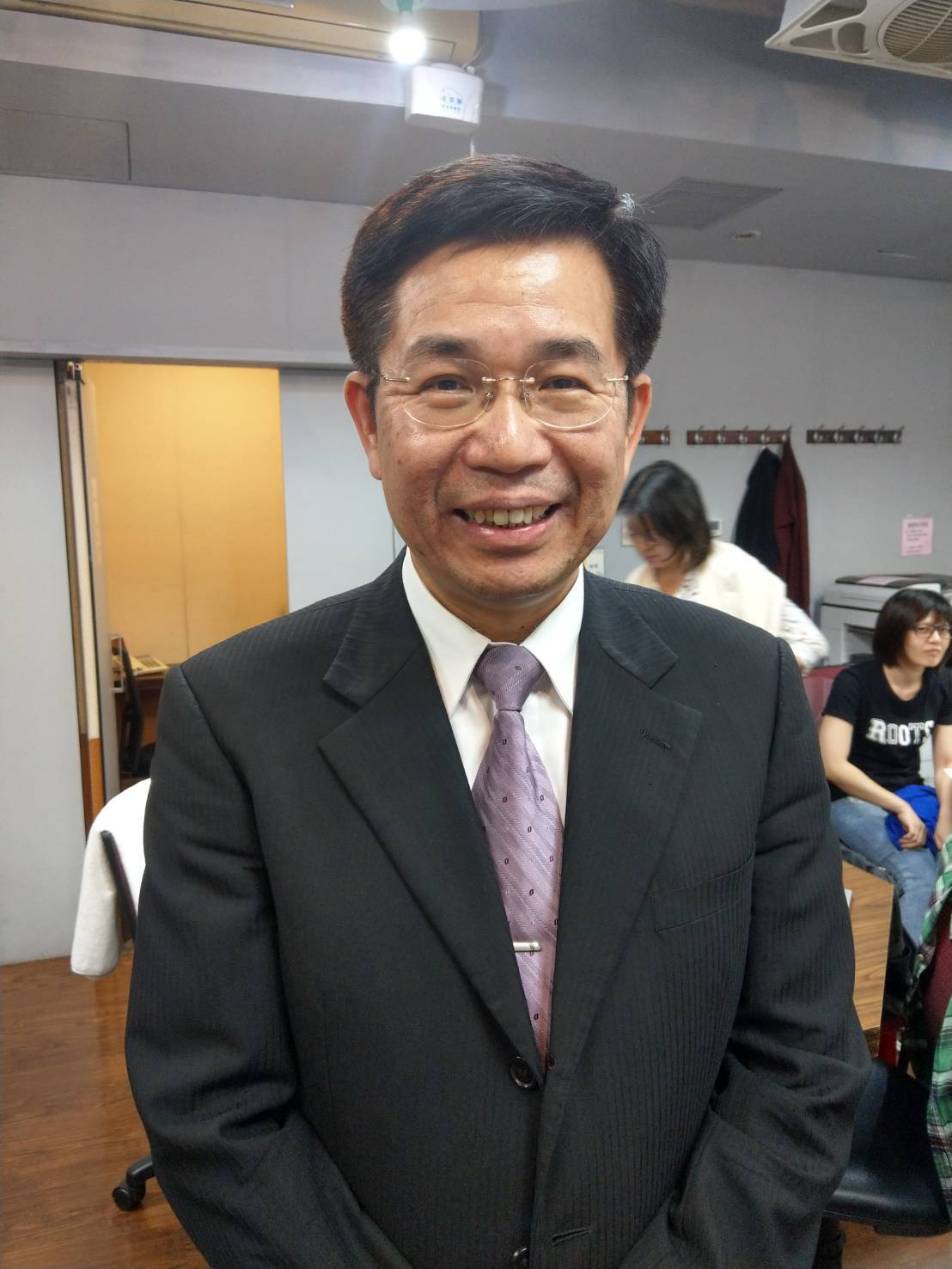 教育部長潘文忠。記者張錦弘/攝影