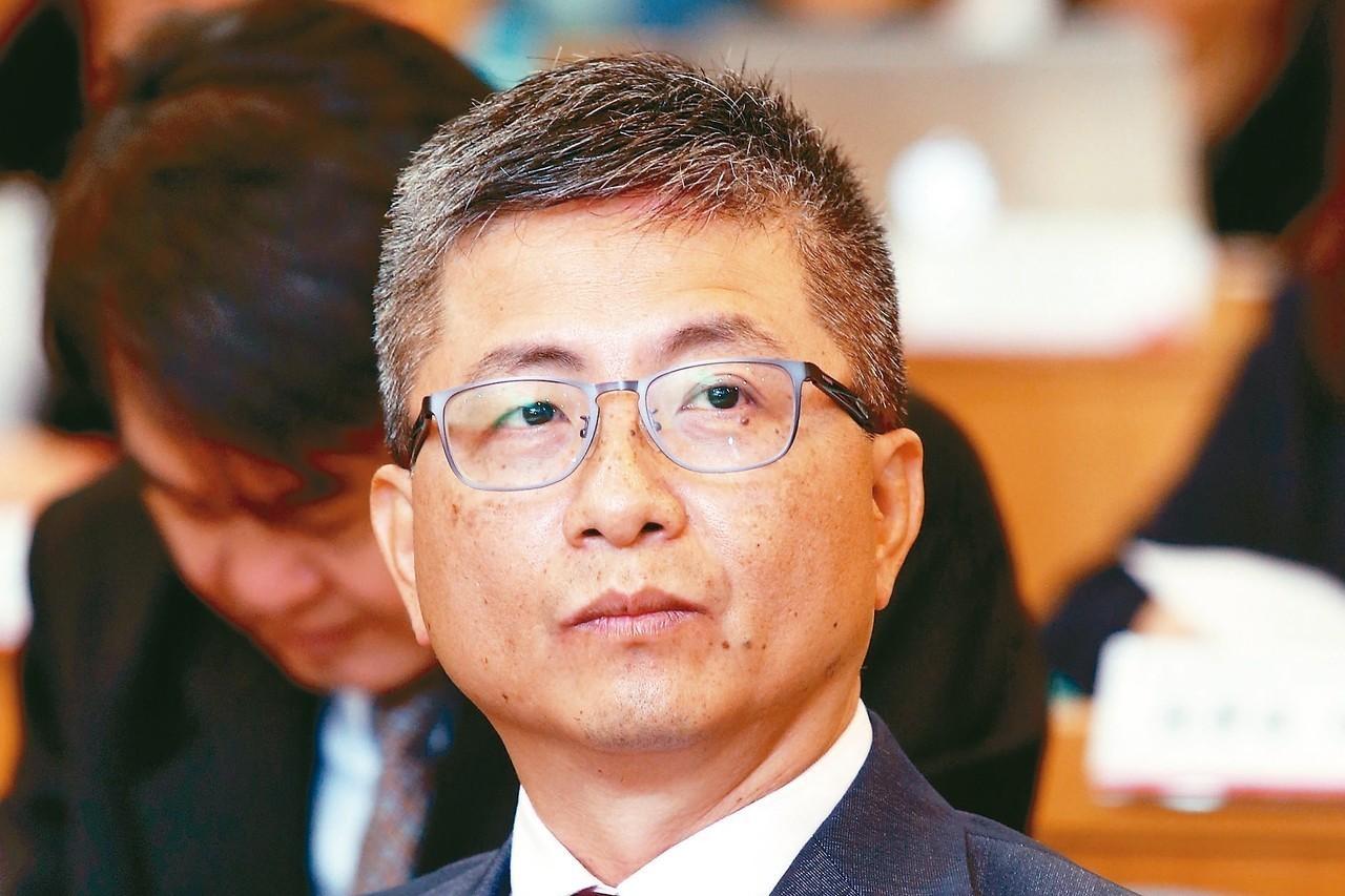 智冠集團發言人鍾興博 (本報系資料庫)