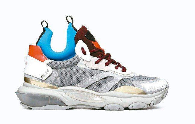 Valentino Garavani Bounce Low-Top運動鞋,32,...