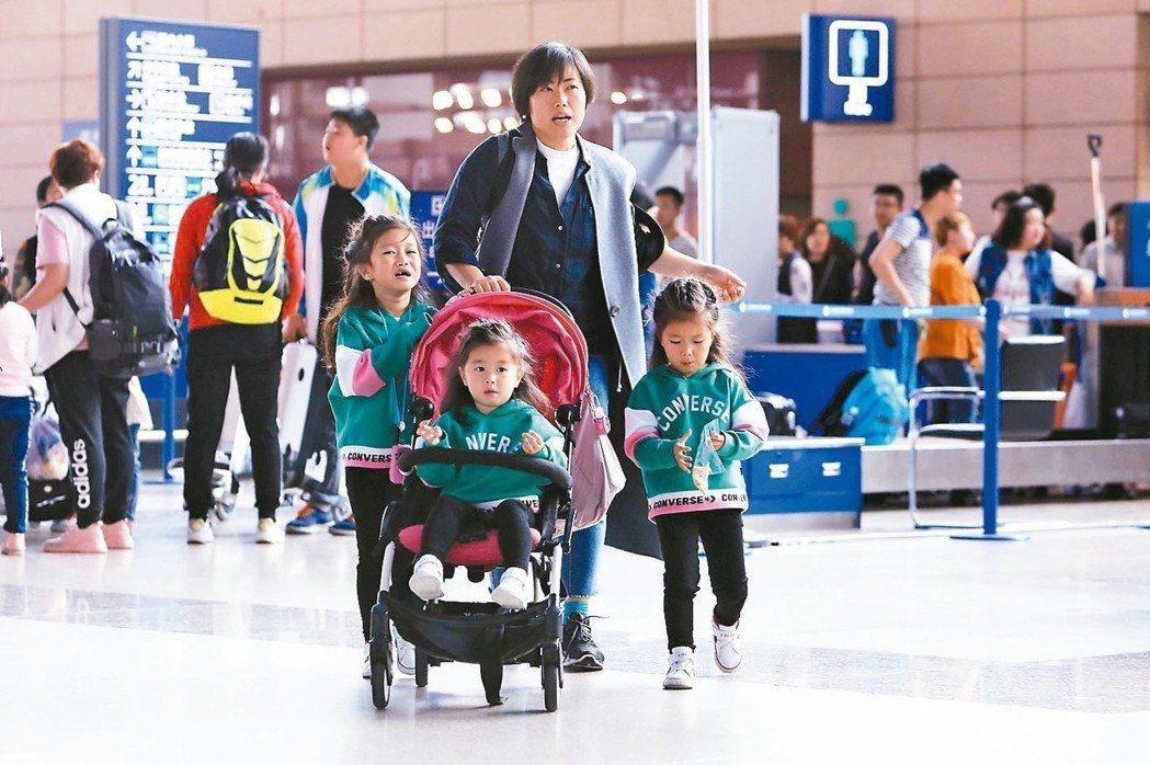 4月上海機場旅客輸送量634.67萬人次,年減0.17%。 本報系資料庫