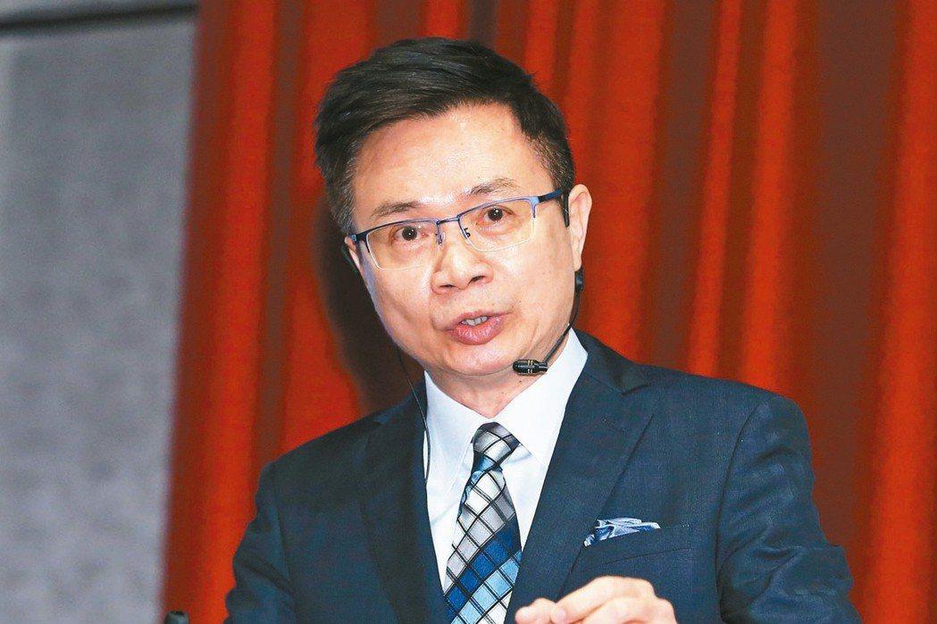 貿協董事長黃志芳