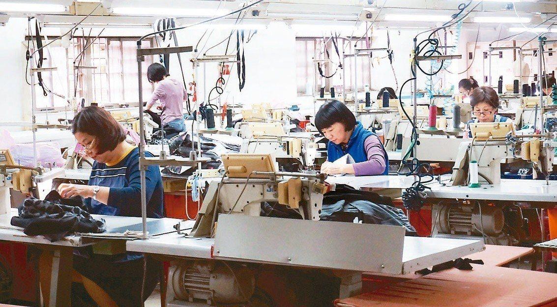 法人表示,紡織業多數廠商僅部分廠能在墨西哥,現階段影響有限。 圖/聯合報系資料照...