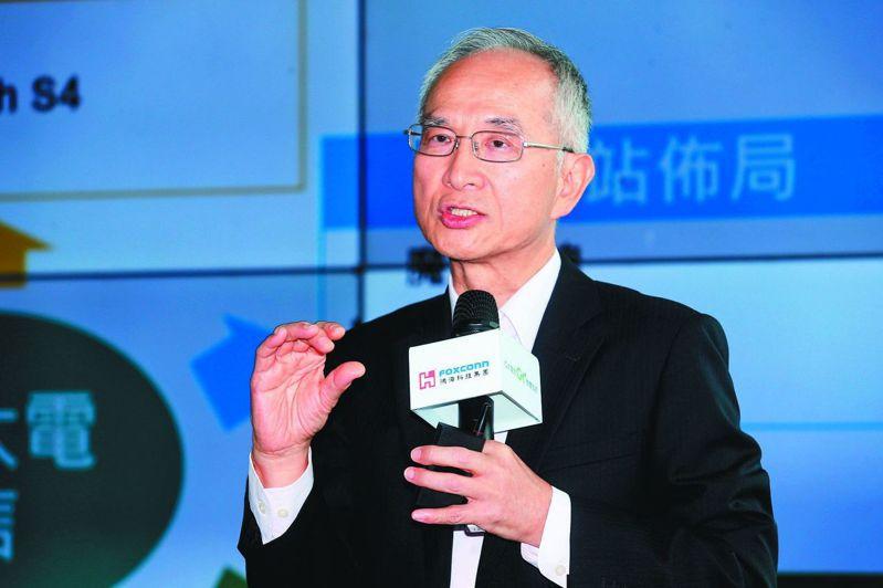 亞太電信董事長呂芳銘。圖/聯合報系資料照片
