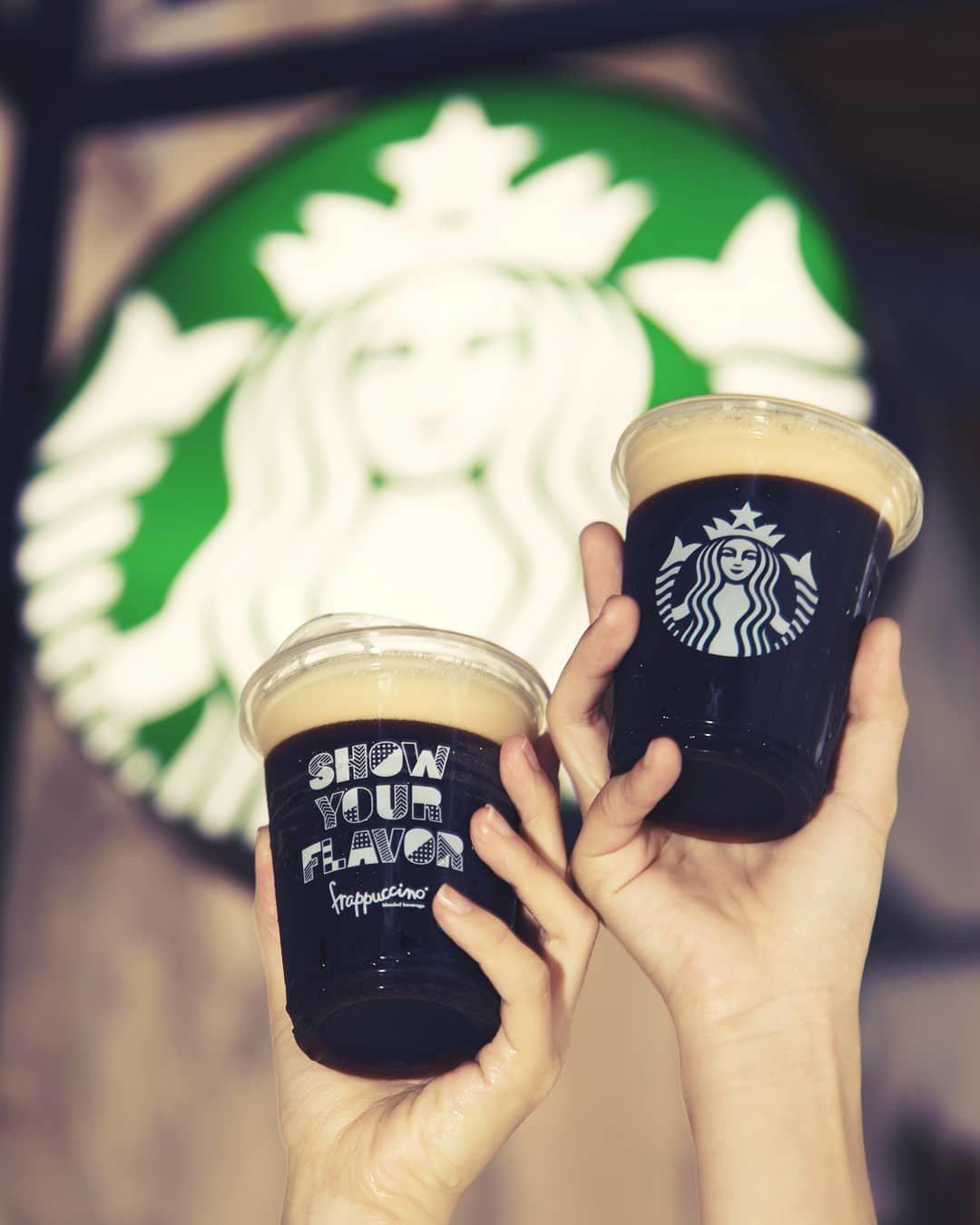 圖/取自台灣星巴克 Starbucks Taiwan instangram