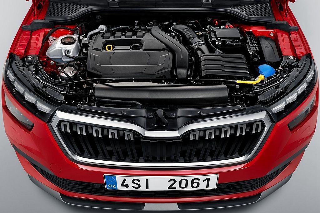 Skoda品牌生產的EA211系列引擎,從都會微型車、小型掀背車/房車到熱銷的中...