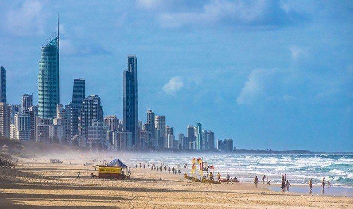 圖說/澳洲黃金海岸 圖片/Wikimedia