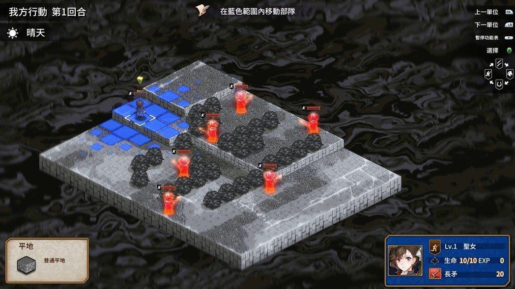 遊戲中還有類似解謎玩法的特殊過關條件劇本,非常燒腦,相當適合愛挑戰的玩家。
