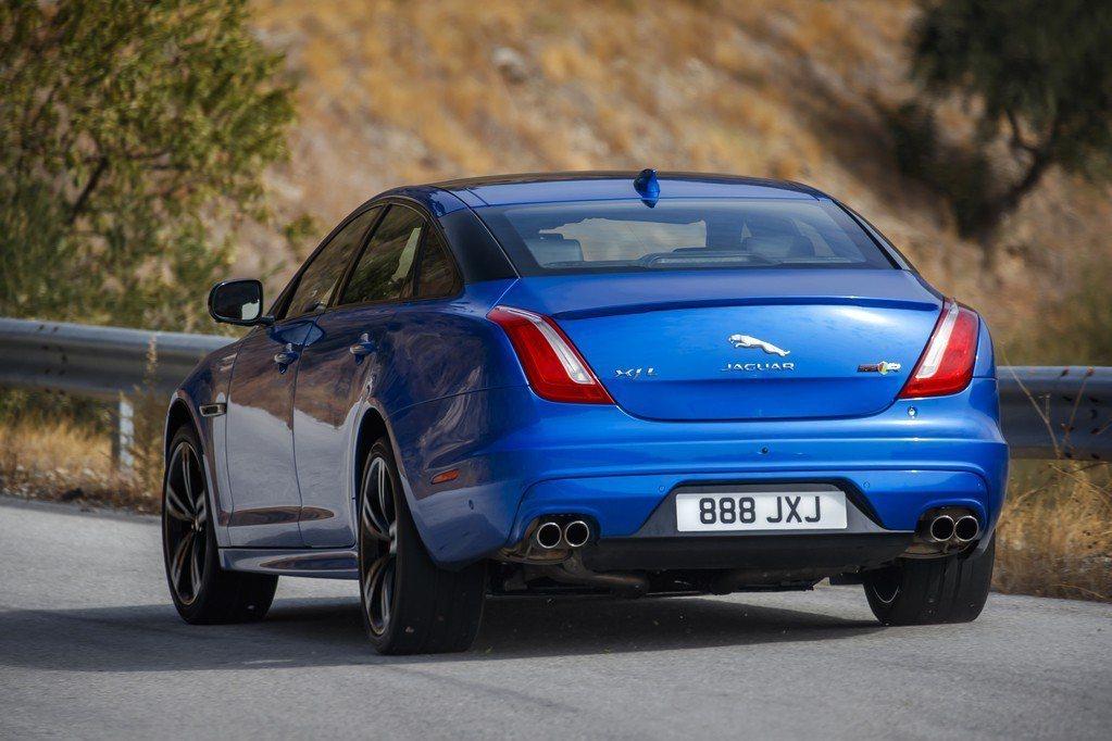 Jaguar XJ據傳將於今年七月份正式停產。 摘自Jaguar