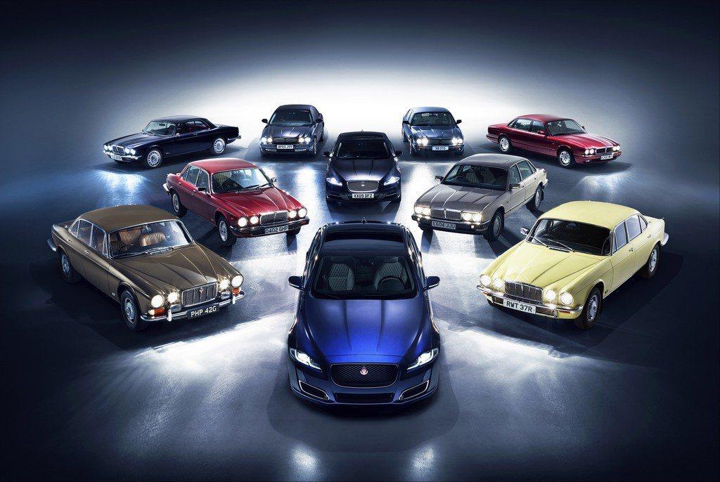 Jaguar XJ即將走向電氣化。 摘自Jaguar