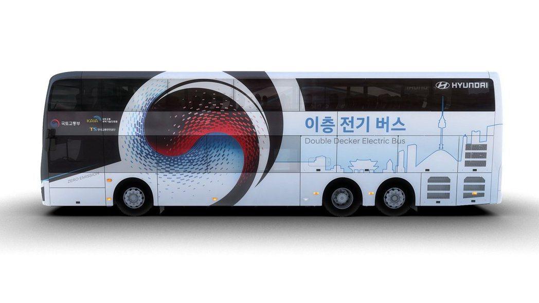 Hyundai擁有300km最大的續航距離。 摘自Hyundai