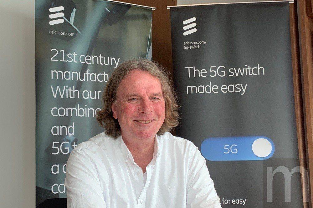 Ericsson技術與新興事業部合作夥伴經理暨推廣大使Erik Kruse