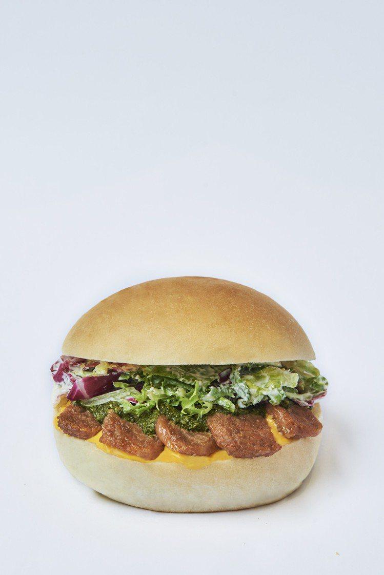 未來香腸堡,200元。圖/微風提供