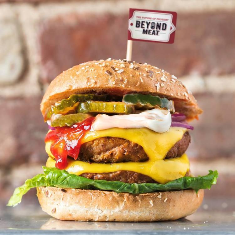 「Beyond Meat」投資者包括比爾蓋茲、李奧納多。圖/摘自Beyond M...