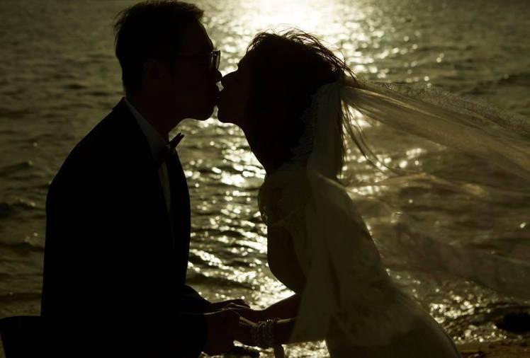 夏于喬、林書宇宣告結婚。圖/摘自臉書