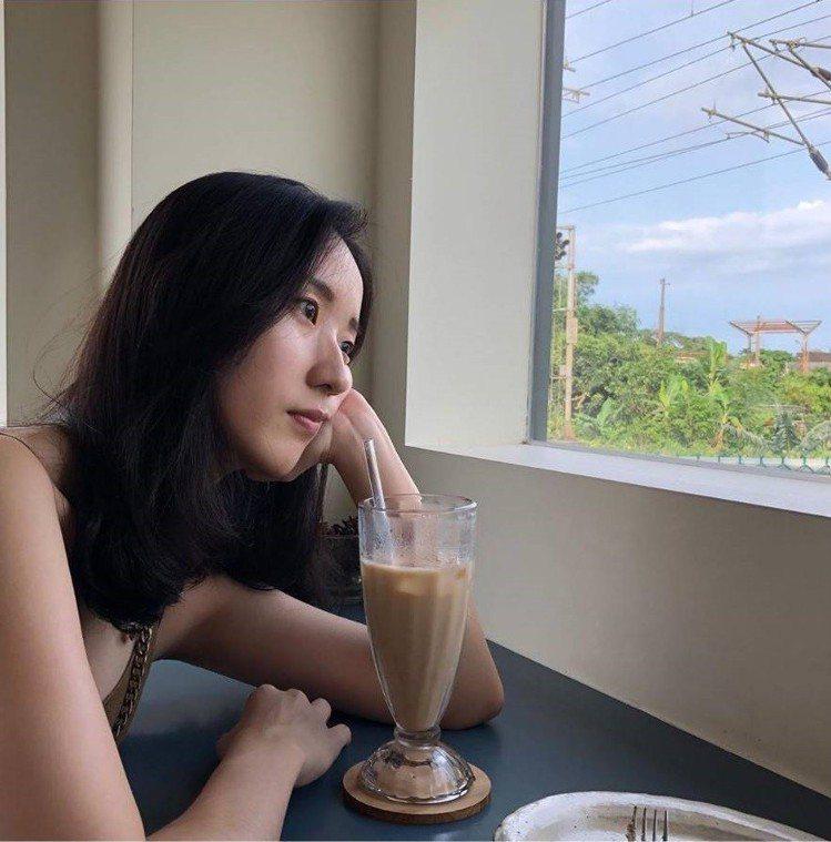 來小花徑咖啡心情總能獲得療癒。IG @miinlee提供