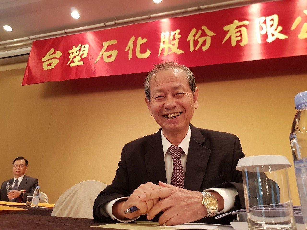 台塑化董事長陳寶郎。聯合報系資料照/記者曾仁凱攝影