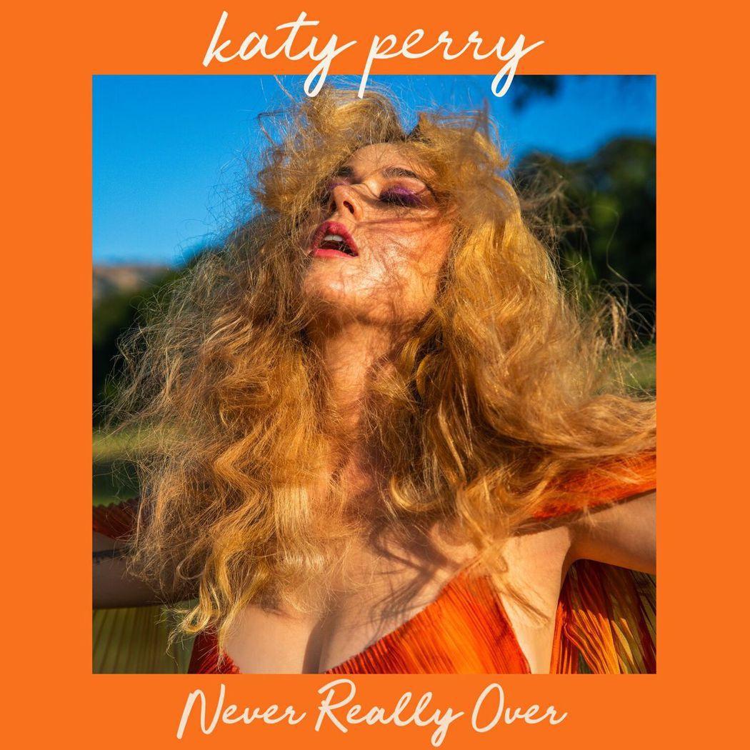 凱蒂佩芮相隔2年,推出新作「Never Really Over」。圖/環球提供