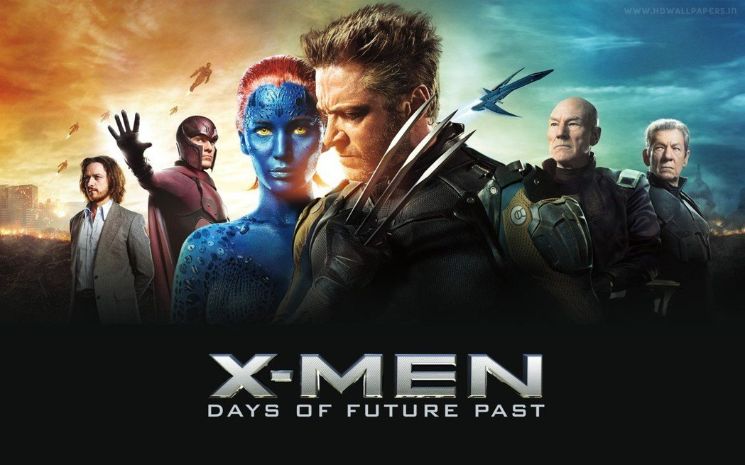 X戰警:未來昔日。圖/福斯提供