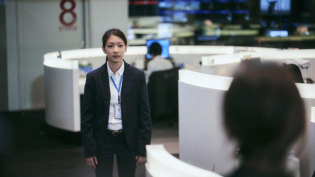 陳妤在「我們與惡的距離」中演出亮眼。圖/公視提供