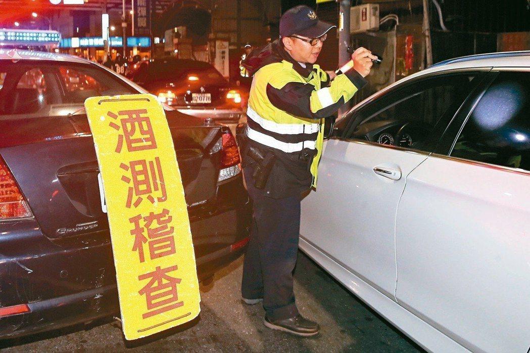 7月1日酒駕新法上路,一旦騎車或駕車酒測超標,將依規定汽、機車分別處3萬元至12...