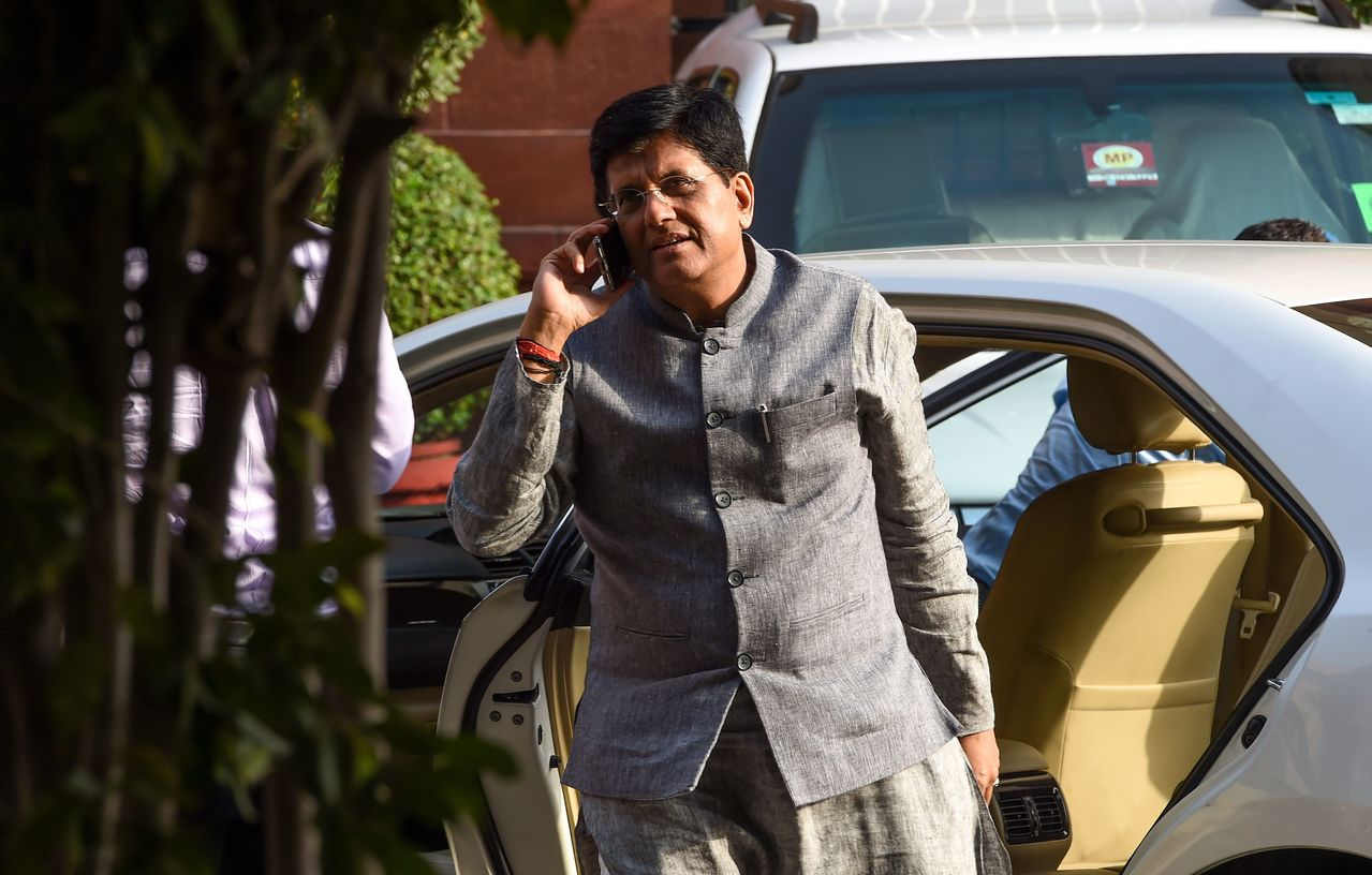 6月5日起美國將終止對印度的貿易優惠待遇,這將是印度新任商工部長戈雅(Piyus...