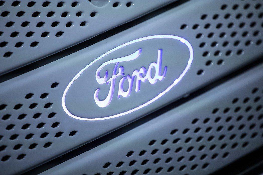 Ford確定將參加今年九月份的法蘭克福車展。 摘自Ford