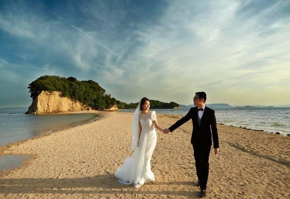 31日夏于喬宣布即將成為人妻。圖/擷自facebook。