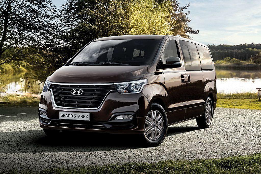 去年底推出小改款的Hyundai Grand Starex,外觀換上全新頭燈造型...