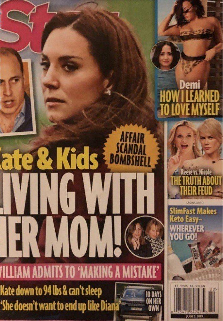 持续唱衰!威廉王子偷腥后 凯特担心变下一个黛安娜? - udn 嘘!星闻 -6378587
