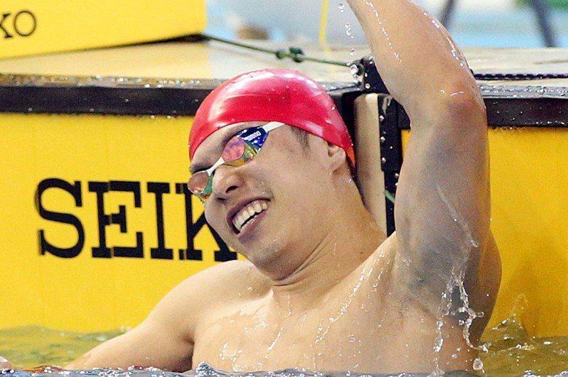 全大運首日,男子50公尺蛙式保持人吳浚鋒,決賽游出27秒94的個人新猷,也將全國紀錄推進到28秒內。 聯合報系資料照