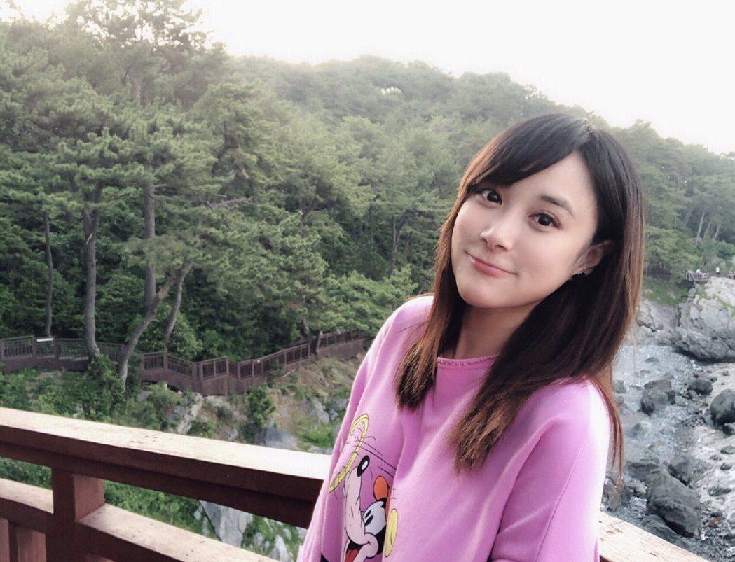 圖/擷自福原愛推特