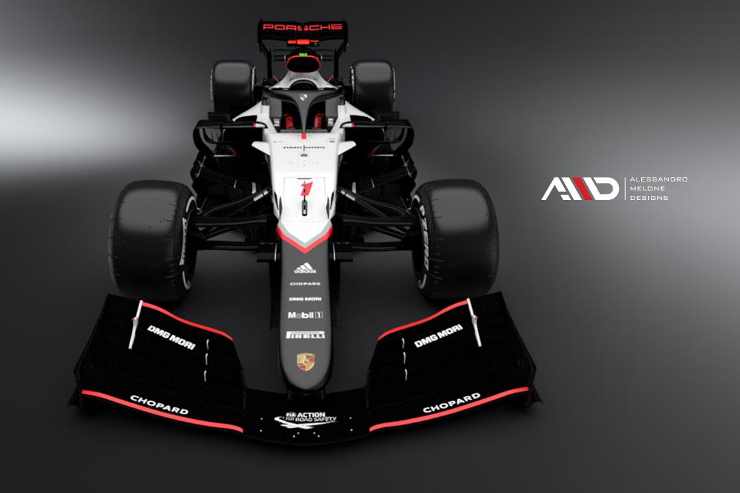 Porsche也要回歸F1戰場?傳已經在測試2021規格賽車引擎!