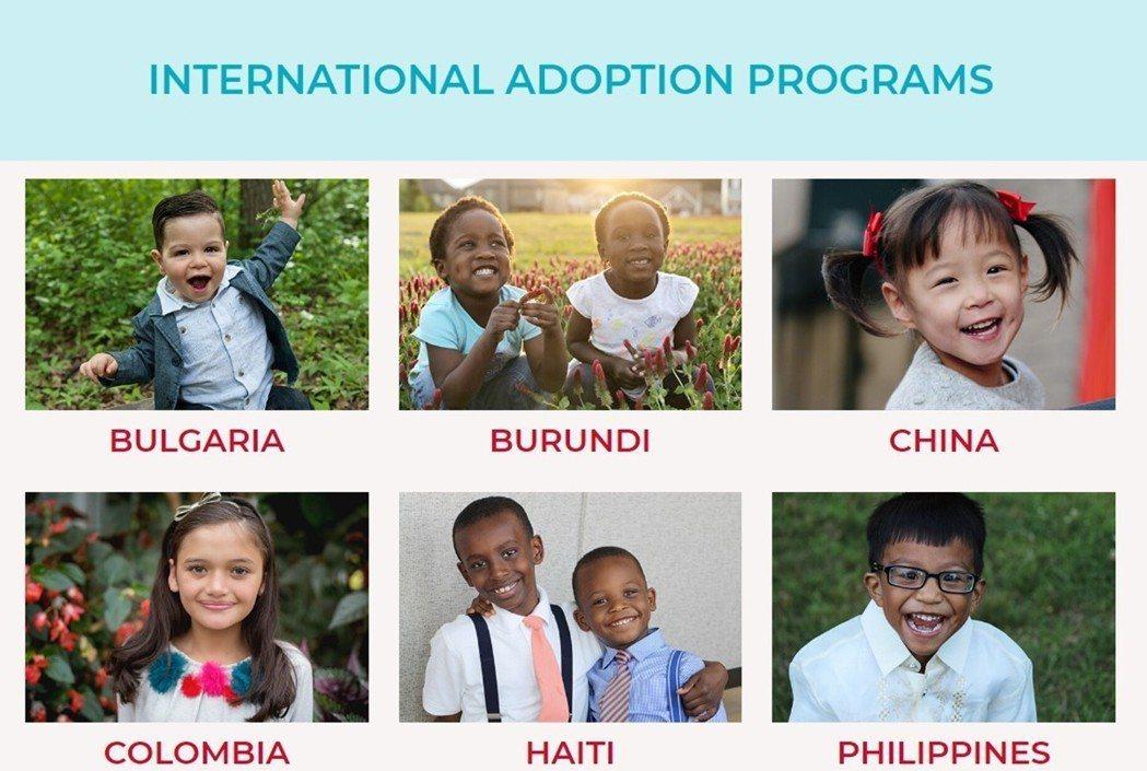 若在網路上用中英文關鍵字「美國收養中國兒童」(adoption from Chi...