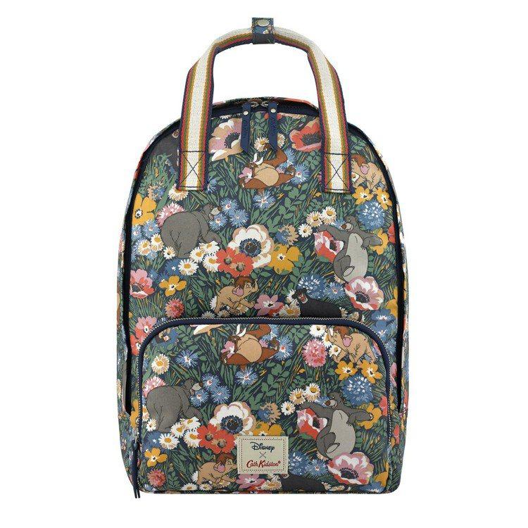 叢林花卉背包3,680元。圖/Cath Kidston提供