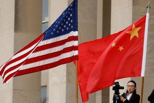 中美貿易摩擦升溫。路透