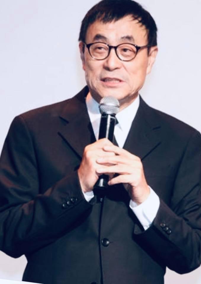劉家昌相當支持韓國瑜。圖/摘自臉書