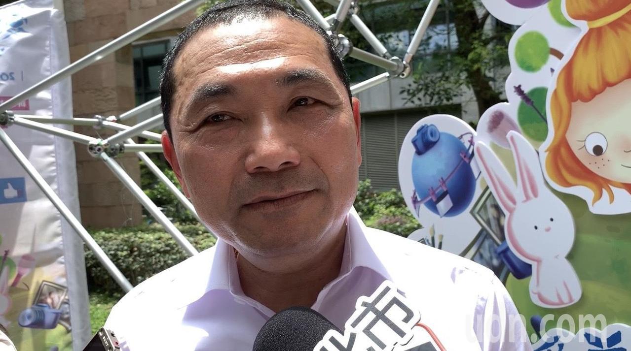 新北市長侯友宜表示,還在綜合規畫階段的「汐止民生線」,只要交通部核定,就會開始施...