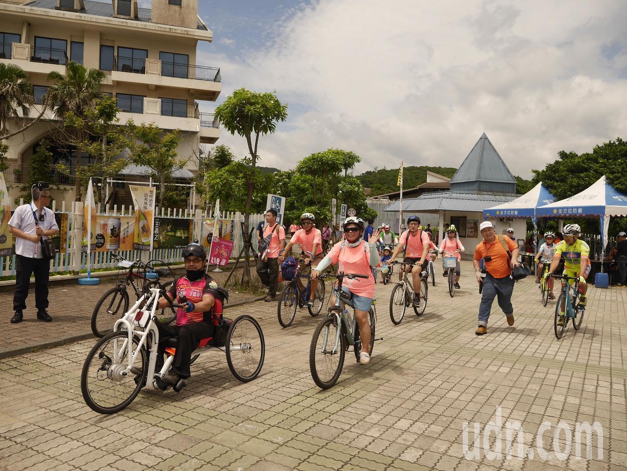 自行車日台灣比聯合國先行十多年 台版55有巧思