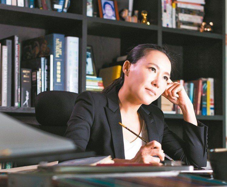 延續三代的藝術DNA,Cindy Chao打造珠寶王國。 陳立凱/攝影