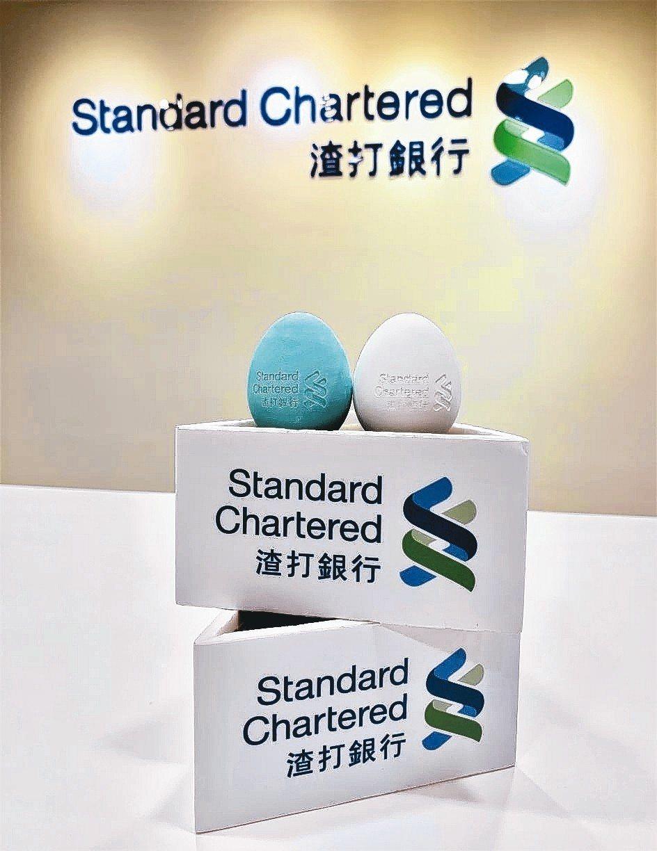渣打銀行提供5,000顆「好彩蛋」。 渣打銀行/提供
