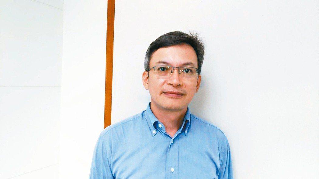 鉅明總經理蔡昌均 記者吳秉鍇/攝影