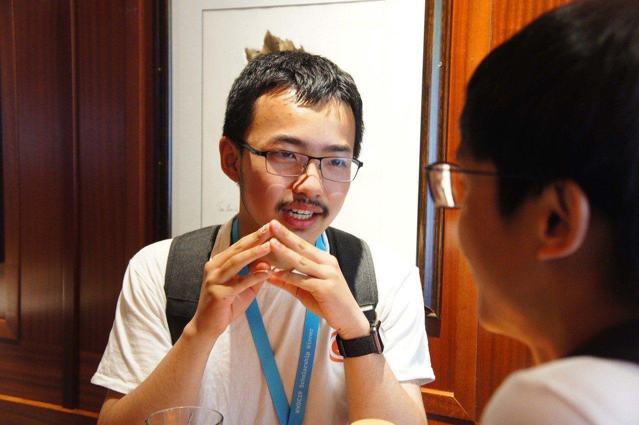 蘋果(Apple)全球開發者大會WWDC將於6月3日至7日舉行,15歲的于偉奇是...
