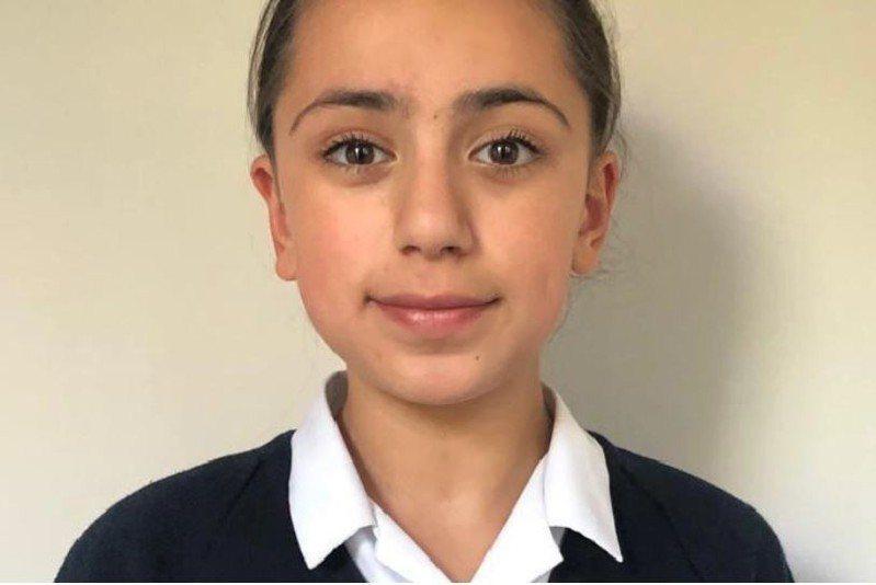 日前,伊朗籍的11歲女童塔拉(Tara Sharifi)接受門薩組織舉辦的智商測驗,測出162分的高智商,比愛因斯坦、霍金還高出2分。圖截自<a href=
