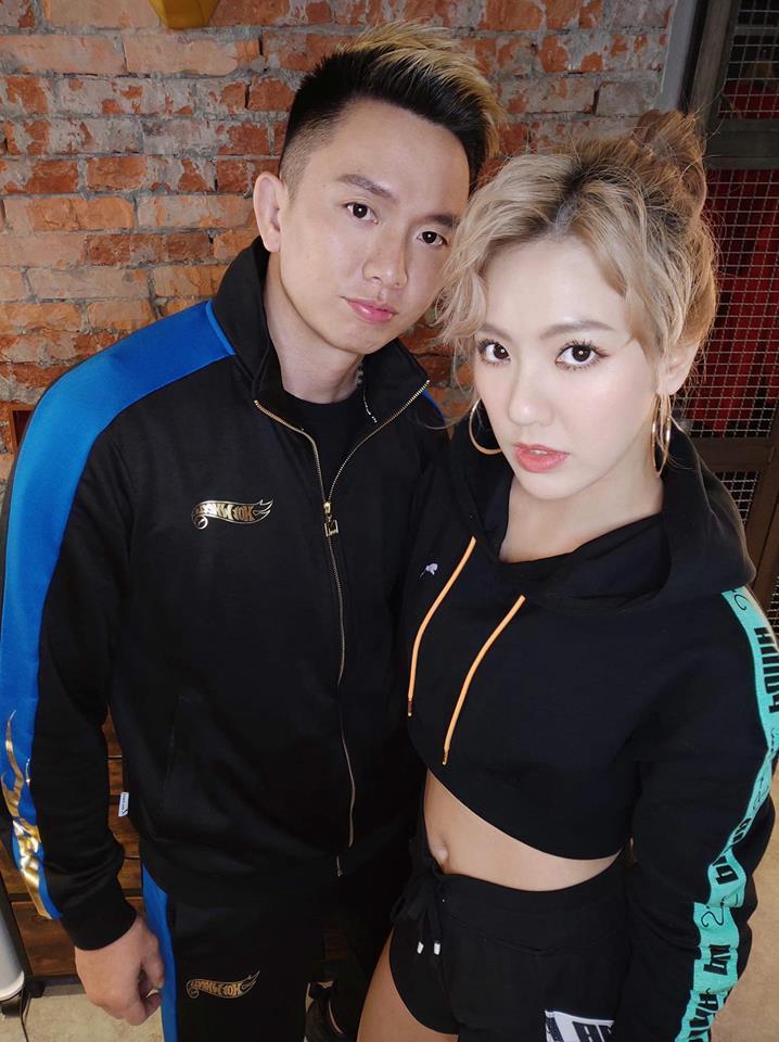 劉雨柔與Jeff婚後幸福。圖/擷自YouTube