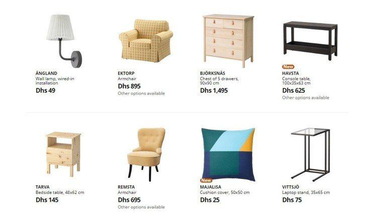 圖/擷自IKEA官網