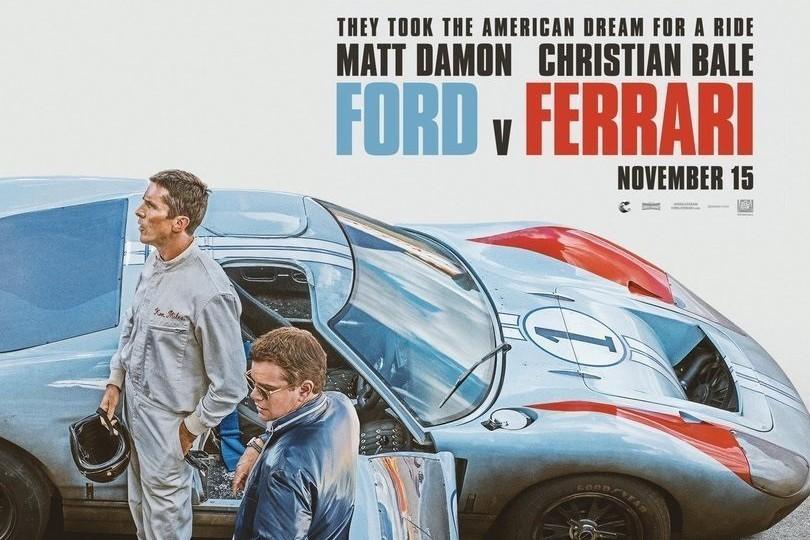 影/兩大實力派男星 重現1960年代Ford v. Ferrari利曼24耐經典對決!