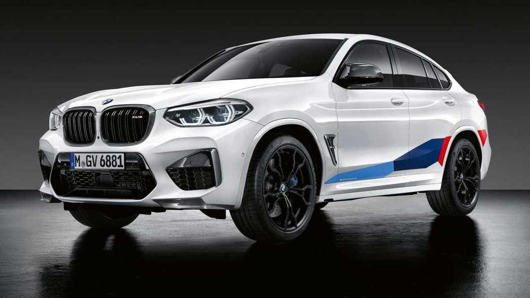 M Performance套件則是將BMW X4 M的跑格完全襯托出來。 摘自B...