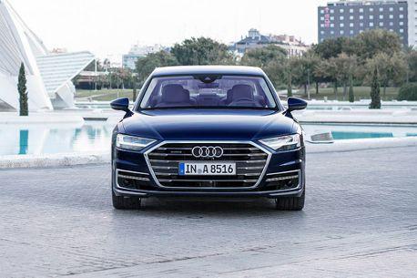 神盾級科技旗艦登臺!全新世代Audi A8/A8 L即日起正式預售