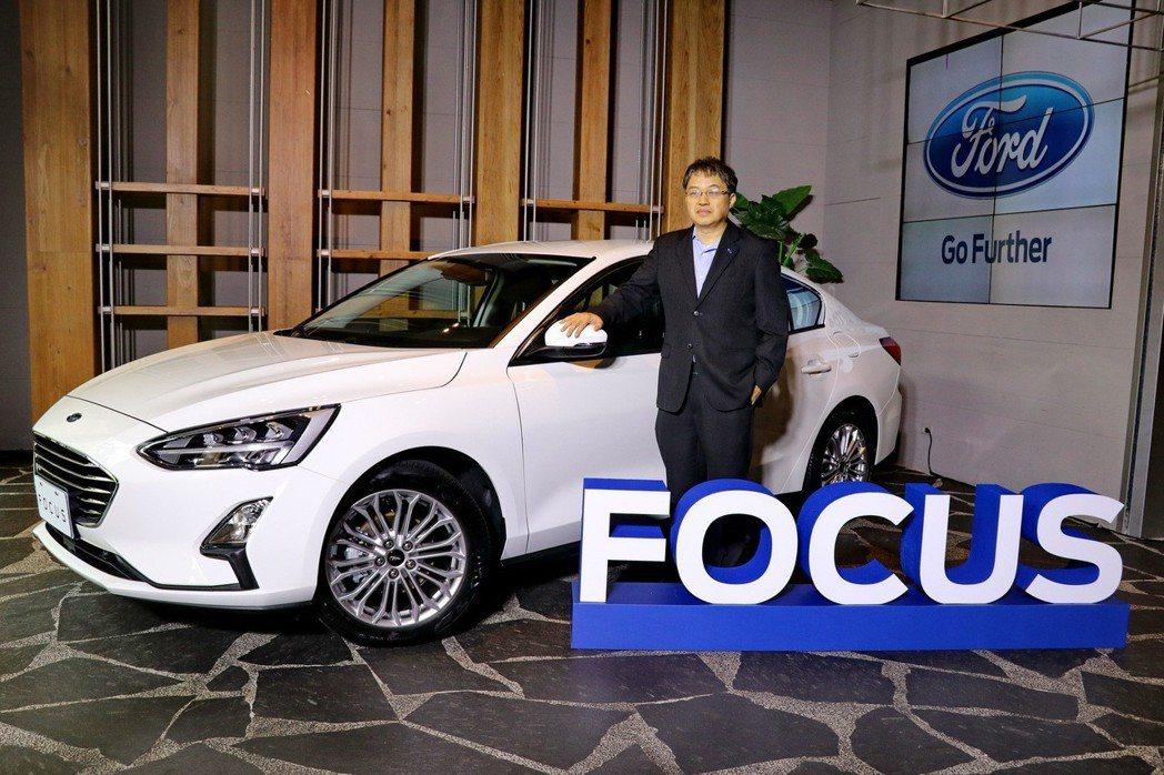 Ford Focus叫好叫座,讓福特六和吃下定心丸。 記者陳威任/攝影